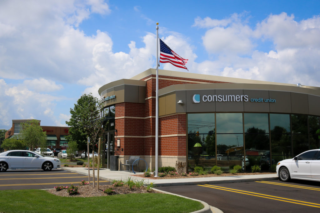 Consumers Credit Union office