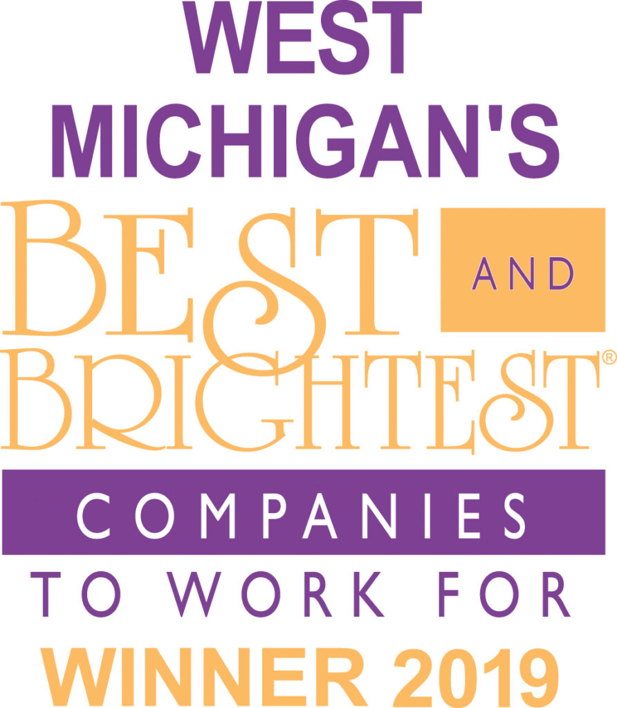 2019 Winner best and brightest companies to work for