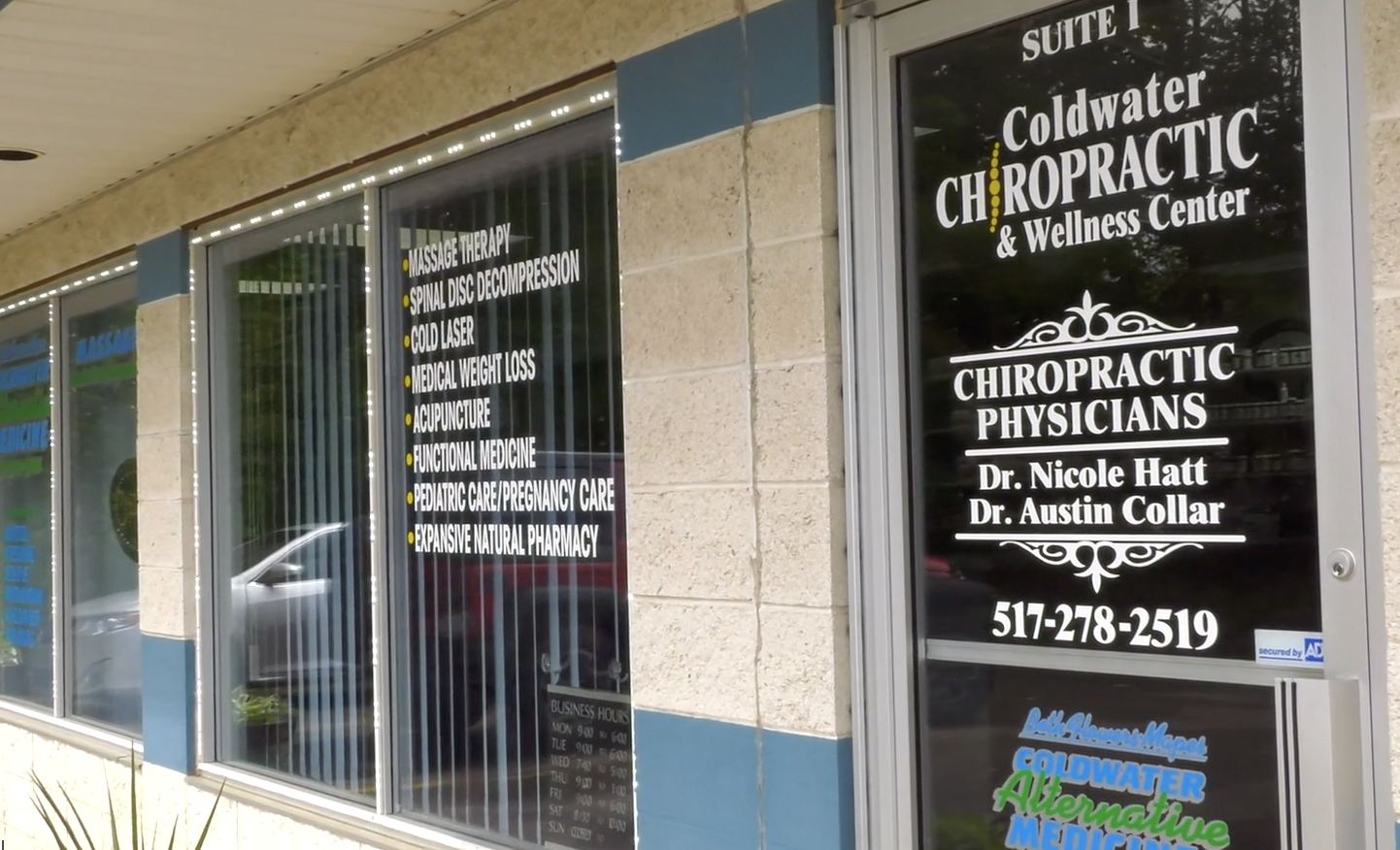 Coldwater Chiropractic and Wellness Center