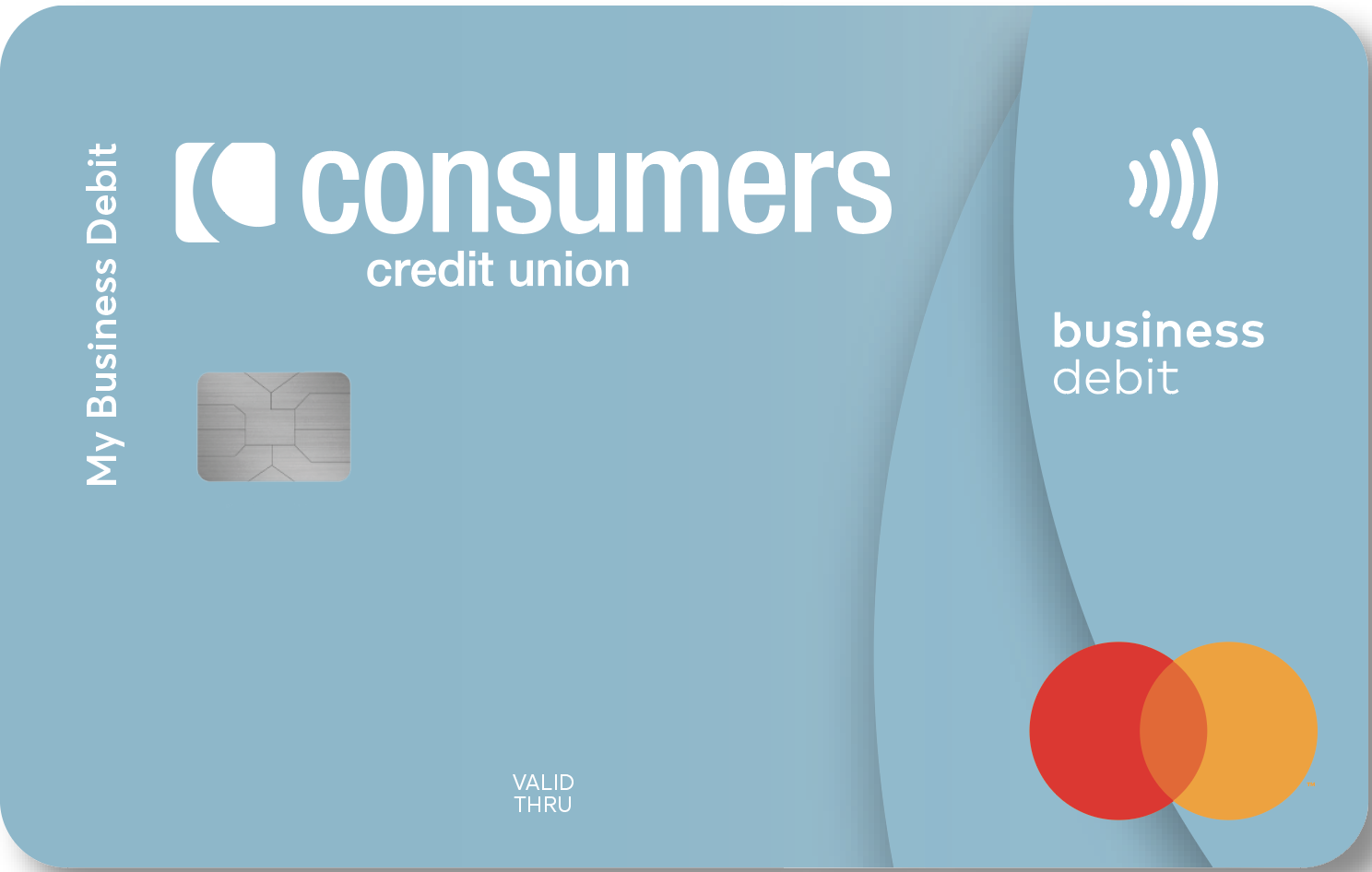A brand new business debit is on the way!