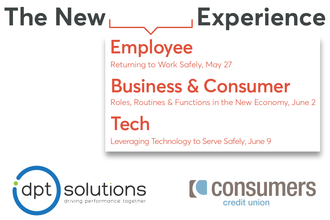 The New Experience for Employees, Businesses and Consumers