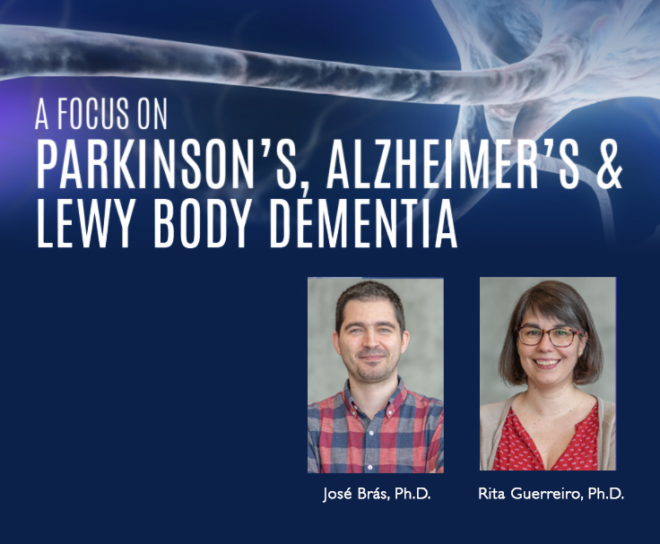 VAI Virtual Lecture on on Parkinson's, Alzheimer's & Lewy Body Dementia