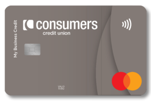 Business Rewards credit card