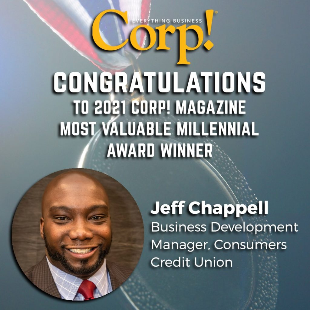 Jeff Chappell MVP award graphic
