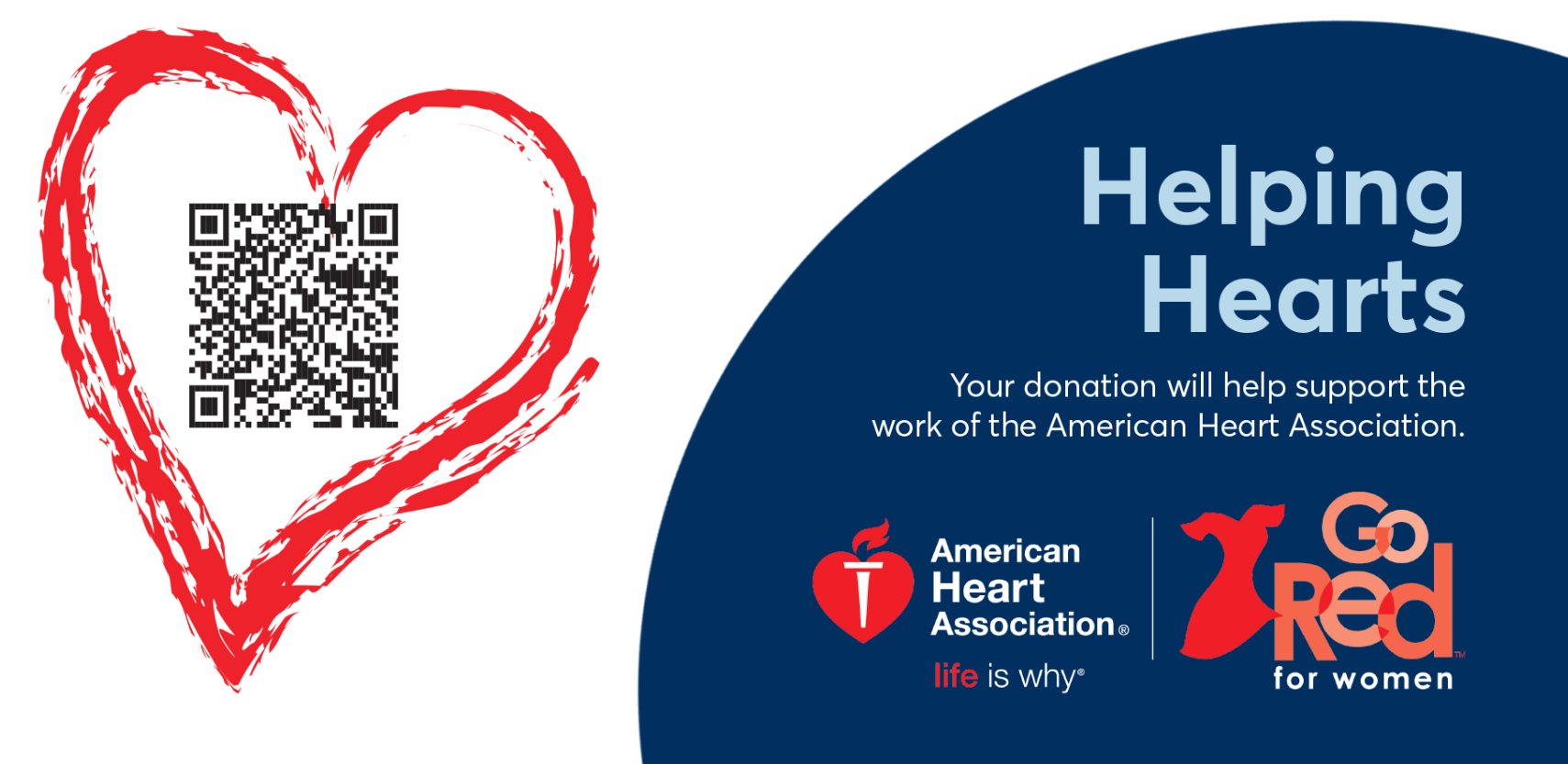 Heping Heart Month Campaign