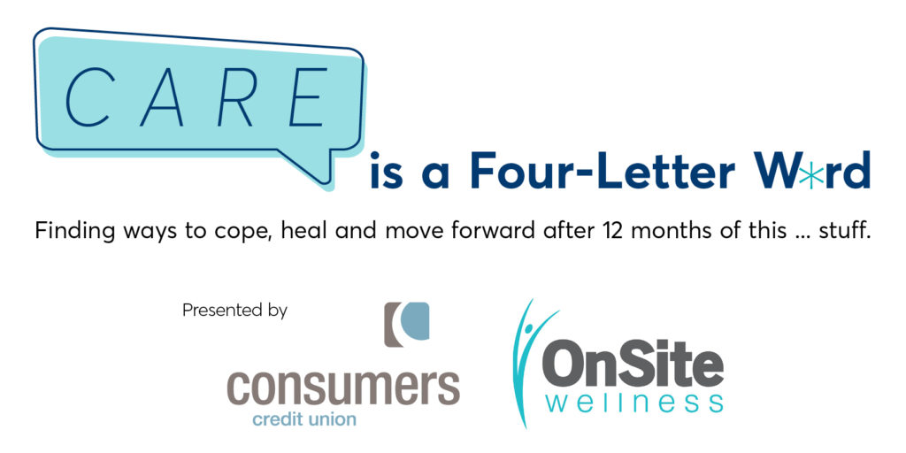 Care is a four-letter word hearder