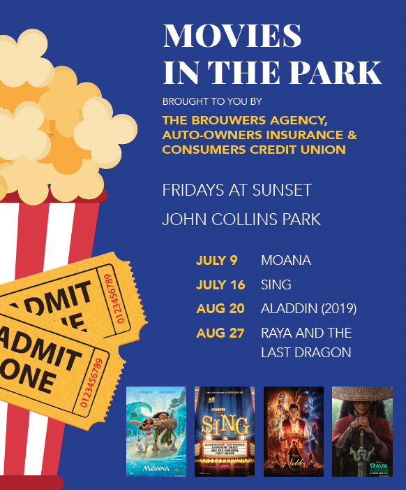 East Grand Rapids Movies in the Park